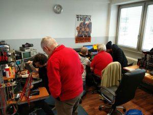 Repair-Café bei Schaffenburg